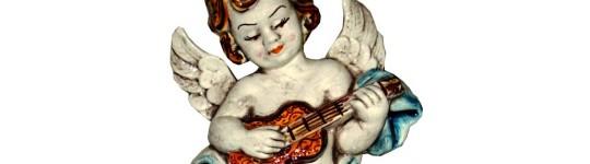Angeli murali e d'appoggio